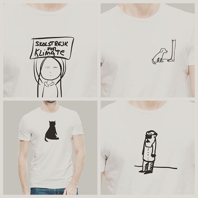 T-shirt Dessin Pierre Brassard