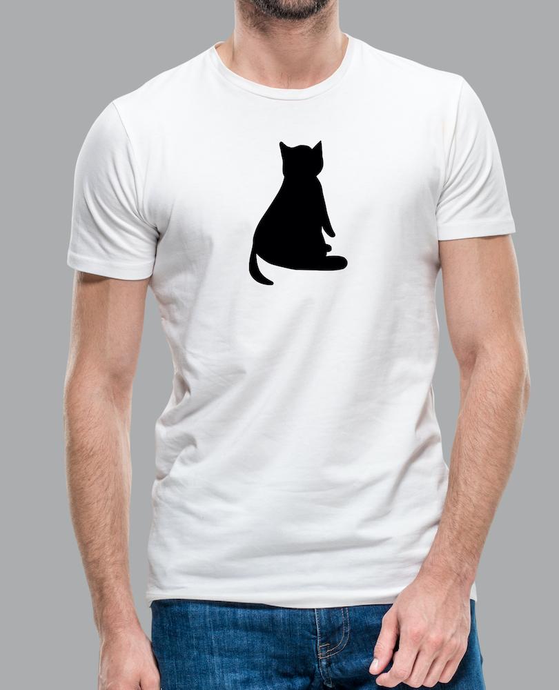 "t-shirt ""CHAT"""