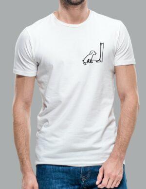 "T-shirt ""CHIEN"""